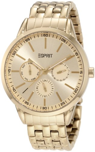 Esprit Napa Gold Analog Dial Women's Watch ES104432007