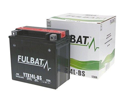 Batterie FULBAT YTX14L-BS MF wartungsfrei für HARLEY-DAVIDSON