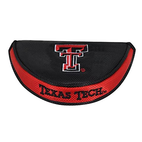 Texas Tech Red Raiders Mallet Putter Cover