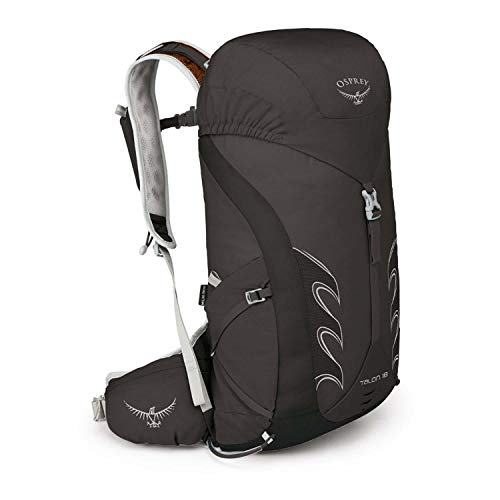 Osprey Talon 18 Hiking Pack, Hombre, Black, S/M