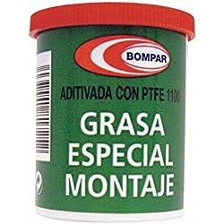 Bompar Componentes 23029 Caja de Grasa, Rojo, 70 gr