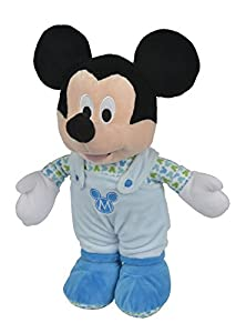 Simba 631587481128cm Disney-Mickey bebé Peluche Figura
