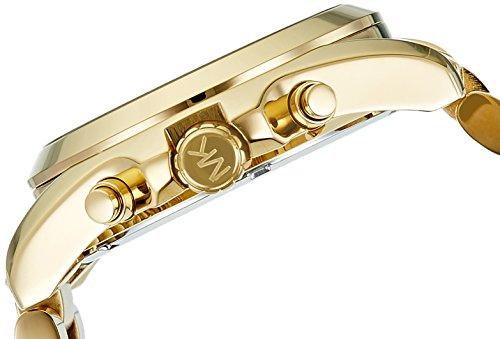 Michael Kors Damen-Armbanduhr Analog Quarz Edelstahl MK5605 - 3