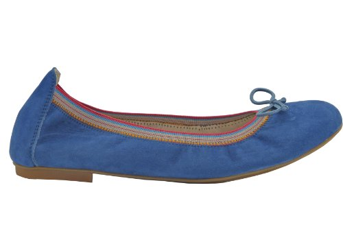 Wolpertinger Wolpina, Fermé femme Bleu - Blau (regata (royal blue))