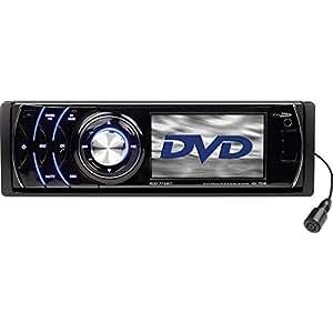 """Caliber RDD772BTi 300W Bluetooth Noir récepteur multimédia de voiture - Récepteurs multimédias de voiture (AM,FM, 7,62 cm (3""""), TFT, Noir, SD,SDHC, 300 W)"""