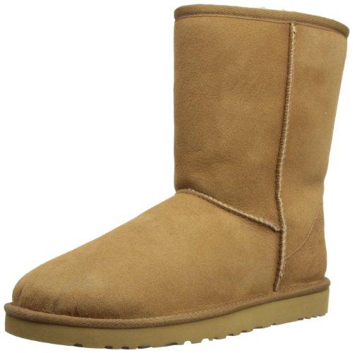Ugg Australia Classic Kinder Winterstiefel, braun (marrone (chestnut)), 25 EU - Größe Ugg Boots Mädchen 13