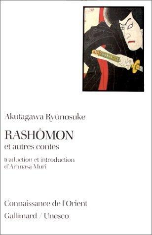 Rashmon et autres contes de Akutagawa Rynosuke (1986) Poche