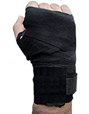 VELLORA Boxing Hand Wrap Boxing Mexican Stretch/Handwraps/Spandex Bands/Hand Bandage/Protectors/Muay Thai/MMA/Kick Boxing/Cross Fit/Aerobics/ (Free Size)