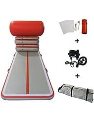 WMAOT Colchón Inflable de Estera para Gimnasia y Yoga de Desporte al Aire libre (Home Edition)