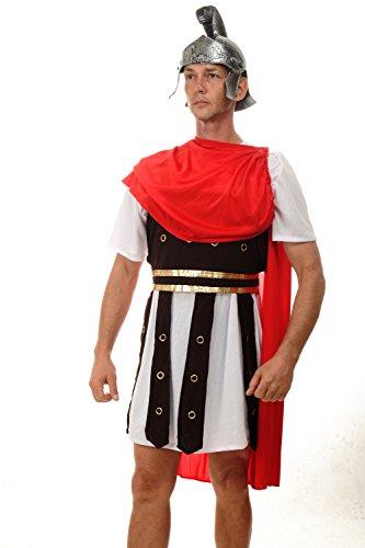 Kostüm Gladiator Herren - DRESS ME UP Kostüm Herren Römer Caesar Gladiator Antike Centurio Gr. S/M M-070