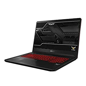 ASUS TUF Gaming FX705GE (90NR00Z2-M02090) 43,9 cm (17,3 Zoll, FHD, WV, Matt) Gaming-Notebook