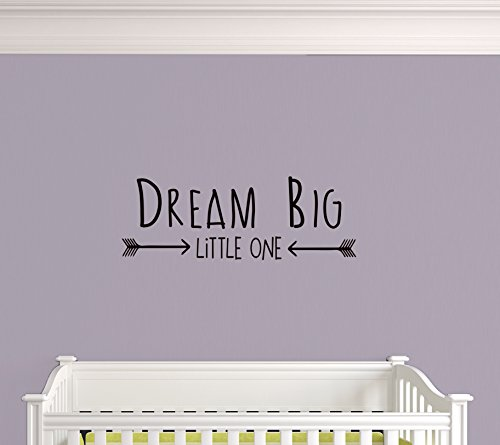 dream-big-little-one-nursery-playroom-living-area-premium-vinyl-wall-decal-sticker-b-black