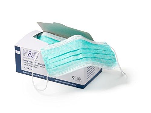 mascherine-chirurgiche-isc-hs-3-strati-con-lacci-scatola-da-50-pezzi-verde
