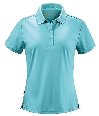 VAUDE Damen T-Shirt Kerrik Polo von Vaude bei Outdoor Shop