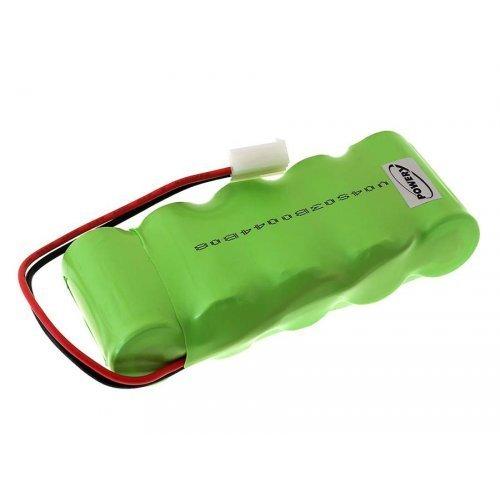 akku-net Powerakku für Rollladenantrieb Bosch Somfy Easy-Lift BD 6000 2200mAh NiMH