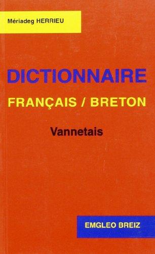 Dictionnaire français-breton par Herrieu