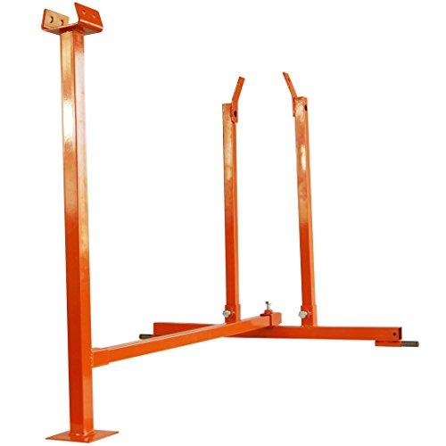 Forest Master Ltd Logsplitter Stand, Orange