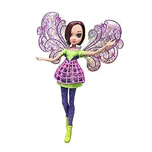 Giochi Preziosi Winx Magic Cosmix Fairy Tecna con alas holográficas