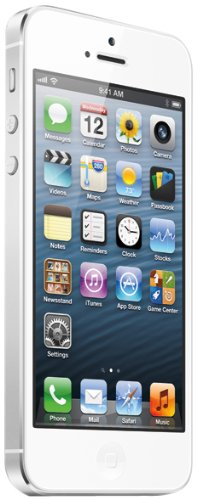 Apple 16GB Sim Free iPhone 5 - White