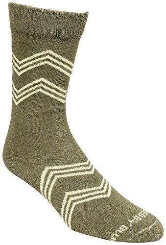 United By Blue - North Bend Bartrams Socke - Grün - Large