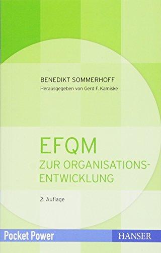 EFQM zur Organisationsentwicklung (Pocket Power)