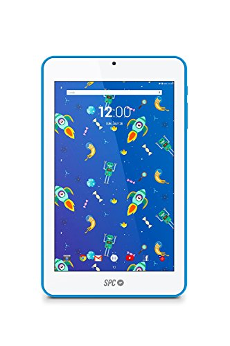 SPC Flow - Tableta de 7' (Quad Core Cortex A53 1.3 GHz, Memoria Interna 8 GB, 1 GB de RAM, HD, Android 7.0) Rosa