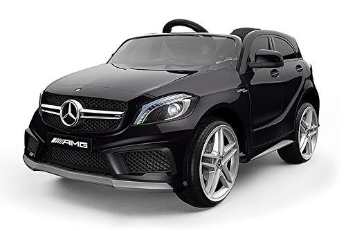 Mercedes Kinderauto GLA 45 AMG/Elektroauto/Spielzeug für Kinder Kinderfahrzeug NEU (schwarz)