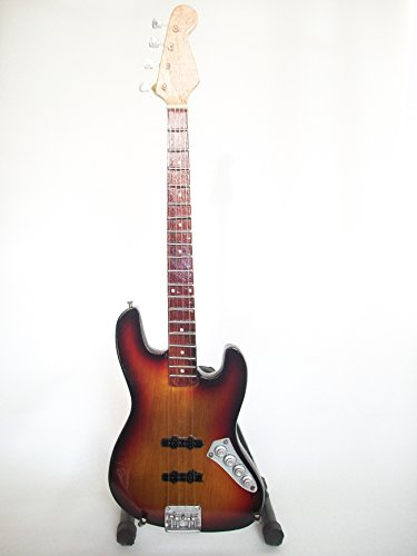 Chitarra Jazz basso in miniatura Fender bass Pastorius Jaco