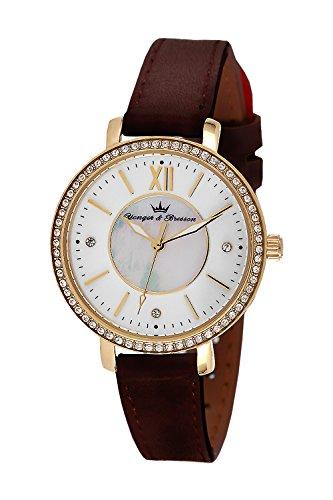 Orologio da Donna YONGER&BRESSON DCP 049S/BU