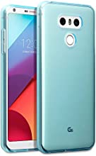 LG G6 Funda Protectiva de Silicona Gel TPU estrecha