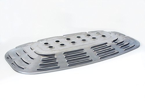 MHP UFHP1-SS Uniflame, Grill-Mate, Edelstahl, 21 3/4 x 11 3/4, - Mhp-grills