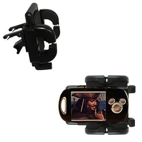 Mit Lüftungsklemme befestigter Cradle-Halter im Fahrzeug / Auto für das Disney Pirates of the Caribbean Mix Stick MP3 Player DS17033 mit Lebenslange Garantie
