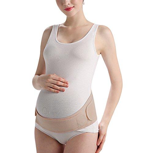 KOOYOL Fajas Embarazo Premamá Ajustable Cinturón