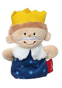 Sigikid 40374 My Little Theatre - Marioneta de Dedo, diseño de príncipe