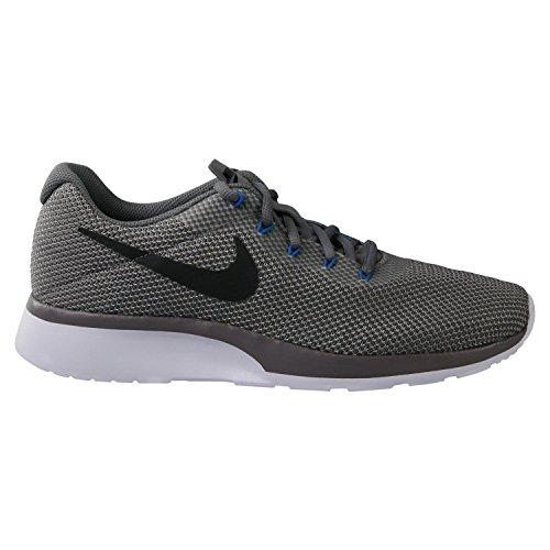 NIKE Herren Tanjun Racer Grau Textil/Synthetik Sneaker 46