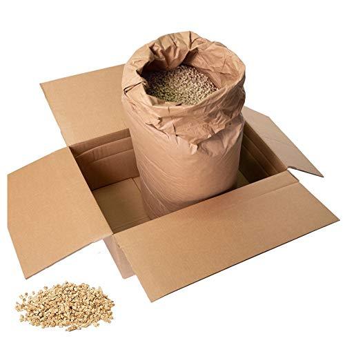 Jumbogras® Kleintier-Einstreu-Pellets aus Elefantengras / Chinaschilf, 10 kg