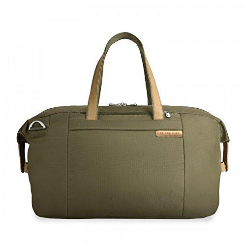 Briggs & Riley Travelware Travel, Sac bandoulière Mixte adulte - Vert - Olive, L