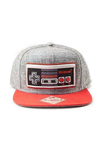 Nintendo Controller Snapback Cap Basecap lizenziert sehr hochwertig