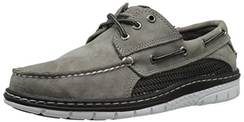 Sperry Top-Sider Men's Billfish Ultralite Boat Shoe, Grey, 9 M US (Sperry Bluefish Schuhe)