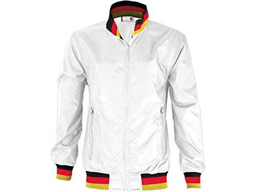 ATELIER DEL RICAMO - Veste de sport - Femme * taille unique Bianco