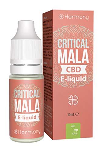 Harmony CBD Liquid 300mg Cannabidiol - 10ml - Critical Mala Terpene (nikotinfrei)