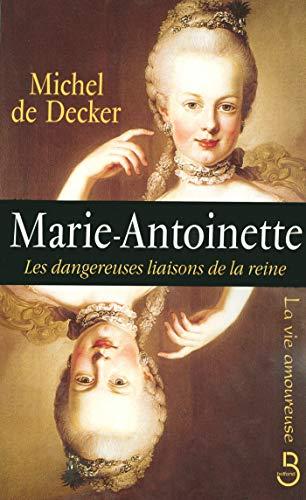 Marie-Antoinette par Michel de DECKER