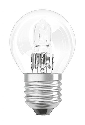 Osram 4052899159792 Ampoule halogène Verre 30 W E27 Transparent 2 pièces