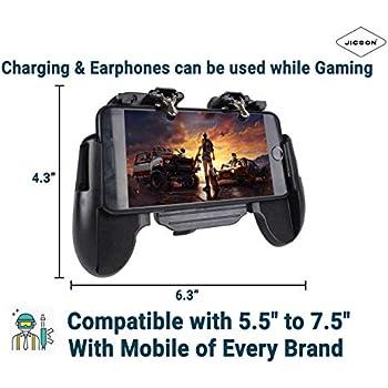 Teepao PUBG Mobile Game Controller Sensitive Trigger: Amazon