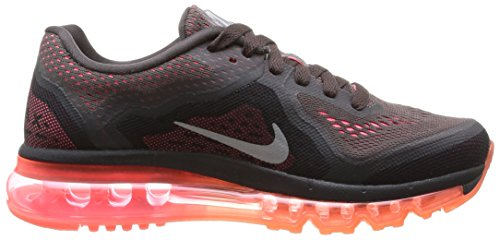 Nike  Air Max 2014, Sneakers basses femmes Multicolore (Dk Vlt/Rflct Silver)