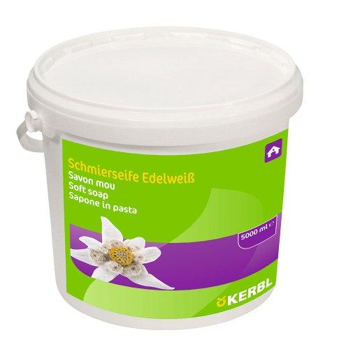 kerbl-151176-savon-mou-edelweiss-5000-ml