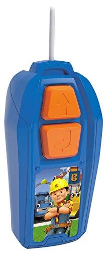 RC Auto kaufen Spielzeug Bild 2: Dickie Toys 203133002 - RC Bob der Baumeister Heppo, ferngesteuerter Kran, Spielzeugkran, Hebekran, 20 cm*