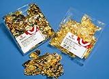 RAYHER - Deco-Metall-Flocken, SB-Ka. 1 Gramm, gold