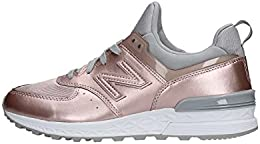 new balance ws 574 b sff rose gold