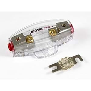 Porte fusible afc fusible 150 amp lamellaire pour sono - Porte fusible voiture ...